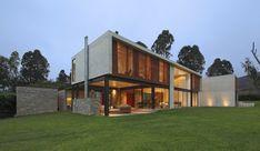 House b2 par Jaime Ortiz de Zevallos - Pachacamac District, Pérou | Construire Tendance