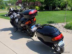 2008 Suzuki Burgman 650 motorcycle photo