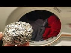 Trust me Put Silver Foil In Washing Machine And You'll Be Amazed With What Happens Next Amazing Trick Don't Forget To . Lifehacks, Cooking Without Oil, How To Remove Rust, Food Preparation, Clean House, Home Remedies, Cleaning Hacks, Washing Machine, Helpful Hints