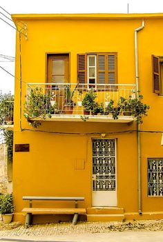 Happy House.. Nicosia, Cyprus | Flickr - Photo by sushifan89