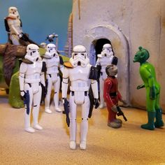 SANDTROOPER LOOSE Amazing Toys, Awesome, The Trooper, Starwars Toys, Pauldron, Star Wars Images, Sci Fi Horror, Star Wars Action Figures, Star Wars Collection