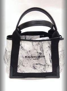 6ad92a8cb5c3 Balenciaga バレンシアガスーパーコピー マーブル ネイビーキャンバストート 《ブランド名》Balenciaga バレンシアガ 《商品