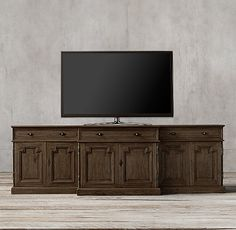 Montpellier Panel Media Console