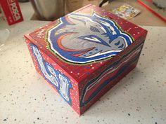 Iron Pigs box
