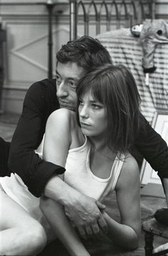 Roger Picard Serge Gainsbourg et Jane Birkin, Tendresse, 1970 Serge Gainsbourg, Gainsbourg Birkin, Charlotte Gainsbourg, Jane Birkin, Agent Provocateur, Rock And Roll, Kate Barry, Francoise Hardy, Lou Doillon