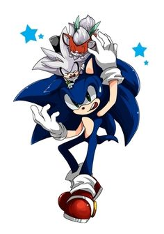 But seriously if Chip and Silver met it'd be both bad and good.