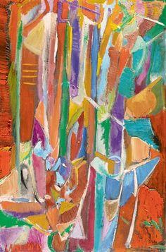Image result for andre lanskoy composition 1967