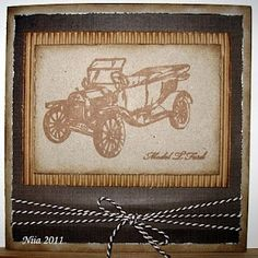 Old car Masculine Cards, Old Cars, Frame, Home Decor, Picture Frame, Decoration Home, Room Decor, Frames, Home Interior Design