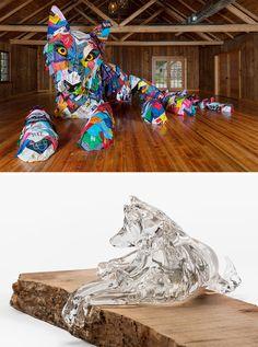 Colossal Art, Lion Sculpture, Culture, Statue, Explore, Artist, Animals, Inspiration, Design