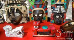 Mayan Crafts #Chichen #Itza (5th Avenue Realty, Real Estate Playa Del Carmen)