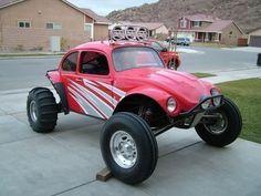 VW Beetle Baja: