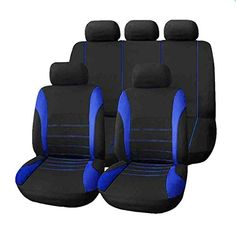 Kongqiabona 9pcs Set Car Seat Cover Comfortable Dustproof You Can