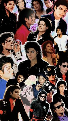 Awesome Michael Jackson collage