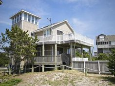 Outer Banks Vacation Rentals | Avon Vacation Rentals | Four Winds #59 | (4 Bedroom Oceanfront House)