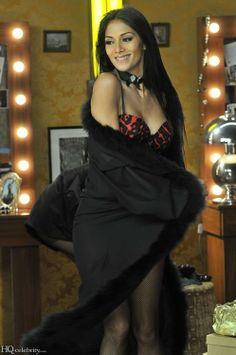 Nicole Scherzinger kills it in a corset