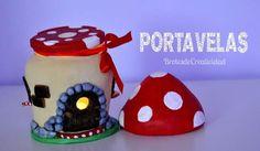 Lunch Box, Diy, Crafts, Home Decor, Youtube, Craft Ideas, Porta Velas, Shape, Air Dry Clay