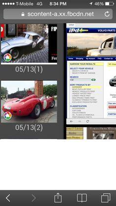 L'uova 166/212 | Maserati 300S #conrere