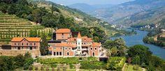 Portugal : l'appel du Douro   Via Le Point.fr   21/09/2015 Pour sa première adresse en Europe, le groupe hôtelier Six Senses a choisi un berceau viticole. Visite en exclusivité des terrasses plantées de vignes. #Portugal