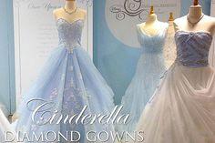 Alfred angelo Cinderella diamond