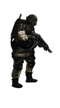 Cadian Stormtrooper by ~MasterAlighieri on deviantART
