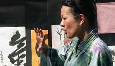 Michiko Imai at Evolutions