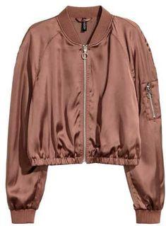 H&M Short Bomber Jacket