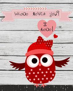 3 FREE Valentine {Printables}