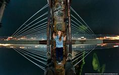 Daredevil Peak Shots  Photographer Vadim Mahorov Captures Photos at Astonishing Heights