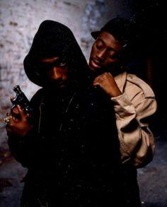 Juice (Bishop and Q) 90s Hip Hop, Hip Hop And R&b, Tupac Shakur, 2pac, Omar Epps, Tupac Pictures, Tupac Makaveli, Black Cartoon, Hip Hop Art
