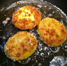 The Best Fried Green Tomatoes Recipe  It's almost time for these.....can't wait
