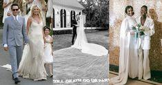 Zanim same staną na ślubnym kobiercu, noszą suknie haute couture największych domów mody. Na własną ceremonię wybierają więc kreacje nietypowe – krótkie, retro albo spoza ślubnych kolekcji. Agyness Deyn, Shanina Shaik, Mary Quant, Chanel Iman, Vogue Wedding, Kings Of Leon, Natalia Vodianova, Lily Aldridge, Lace Wedding