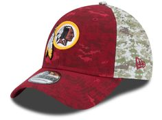 Washington Redskins New Era NFL 2015 Salute to Service 39THIRTY Cap 69955489e