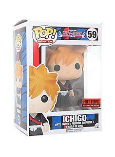 "<p>Ichigo is given a fun, and funky, stylized look as an adorable collectible vinyl figure!</p><ul><li>3 3/4"" tall</li><li>Vinyl</li><li>Imported</li></ul>"