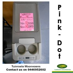 Ideal for the long trips this 16l console fridge will keep your food cold or frozen while traveling. #Tuinroetewoonwaens Pink Dot Sale