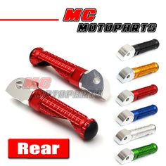 MC Motoparts Online Store - M-Pro Billet Andoized Rear Foot Pegs for Yamaha YZF R125 08 09 10-13, $34.8 (http://www.mc-motoparts.com/products/m-pro-billet-andoized-rear-foot-pegs-for-yamaha-yzf-r125-08-09-10-13.html)