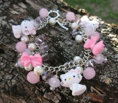 So Charming   Charmmy Kitty Hello Kitty Pink by Stargazer1984, $30.00