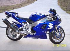 1998 YZF-R1