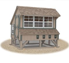 Amish Built Dog Houses in Maryland http://mdsheds.com/blog/amish-dog-kennels/amish-built-dog-houses/ #DogHouse #Pets #Kennel