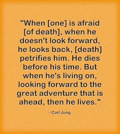 Carl Jung Depth Psychology: Carl Jung on Life After Death
