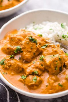 The easiest ever Instant Pot butter chicken! This super creamy, and fragrant Indian dish is so comforting, healthy and delicious. #butterchicken #instantpotdinner #indianrecipe Best Indian Recipes, Ethnic Recipes, African Recipes, Instant Pot Butter Chicken Recipe, Instant Pot Dinner Recipes, Indian Dishes, Pressure Cooker Recipes, Pressure Cooking, Chicken