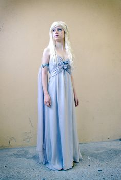 Kings landing maxi dress