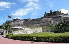 Castillo San Felipe, #Cartagena #Colombia
