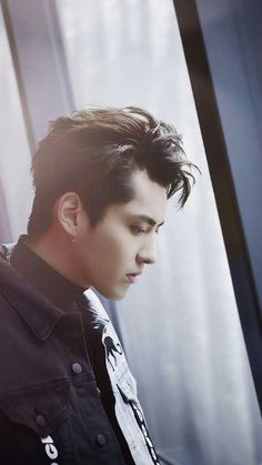 Kris Wu / oh, God. he is hot i know he isn't a kpop group but he is hot so had to put him in here i guess i could put him all by himself. Kris Wu, Exo, Luhan, Rapper, Kim Minseok, Wu Yi Fan, Tribal People, Handsome Prince, Korean Men