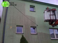 Mycie elewacji, czyszczenie elewacji