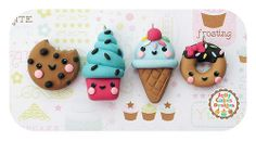 W Fine Porcelain China Diane Japan Sculpey Clay, Cute Polymer Clay, Cute Clay, Polymer Clay Charms, Polymer Clay Creations, Clay Art For Kids, Clay Magnets, Oven Bake Clay, Clay Center