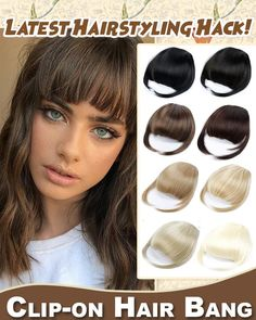 Long Gray Hair, Very Long Hair, Short Hair, Megyn Kelly Hair, Clip In Hair Pieces, Human Hair Clip Ins, Hair Toppers, Hairstyles With Bangs, Hair Hacks