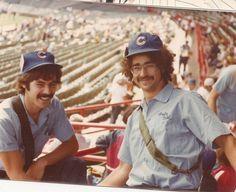 Randy Kadet & Ken Dolin July 1977