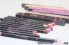 Etude House - Play 101 Pencil + Swatches   Beauty, Fashion and Lifestyle Blog