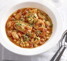 One-pan Spanish fish stew