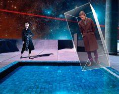 Prada Fall/Winter 2012 'Real Fantasies' : ART Direction by AMO Rem Koolhaas